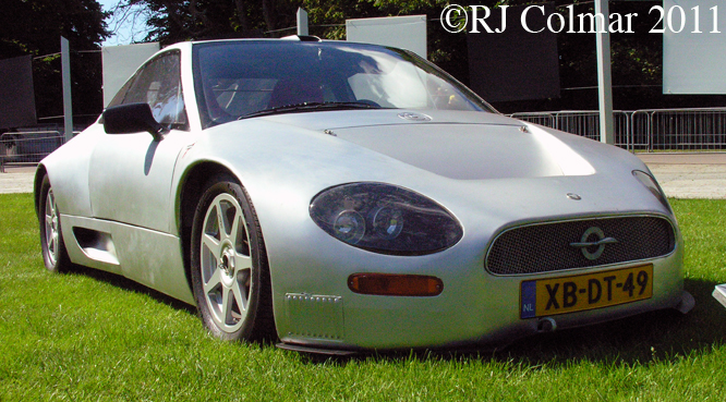 Spyker Silvestris V8 Prototype, Goodwood FoS