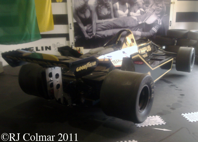 Wolf / Fittipaldi, Cotwold MM