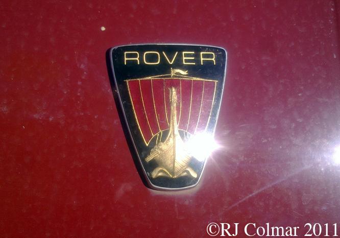 Rover P6 Series II 2200 SC