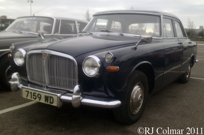 Rover P5 MkII 3 Litre, BMW Factory, Pistonheads