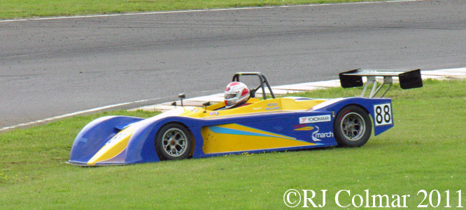 Peter Williams / David Pittard, MCR, Castle Combe