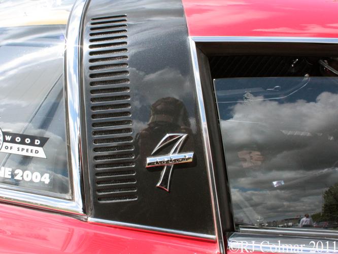 Iso Griffo Super 7, Silverstone Classic