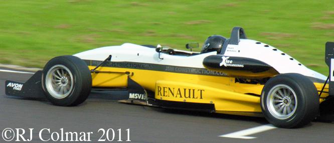 Dallara F304, Castle Combe