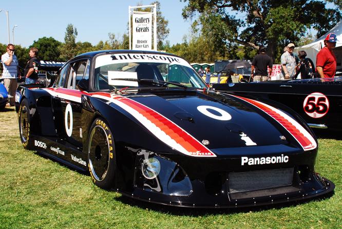 Porsche 935 K3 #00017, Palo Alto