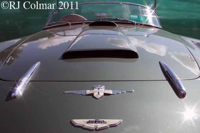 Aston Martin DB2/4 Mk II CT, Silverstone, Classic
