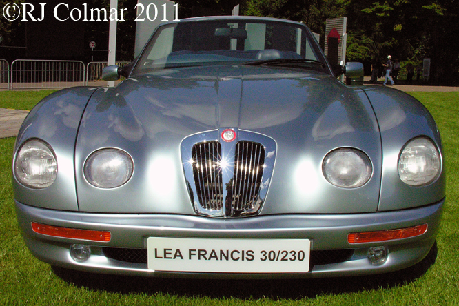 Lea Francis 30/230, Goodwood Festival of Speed