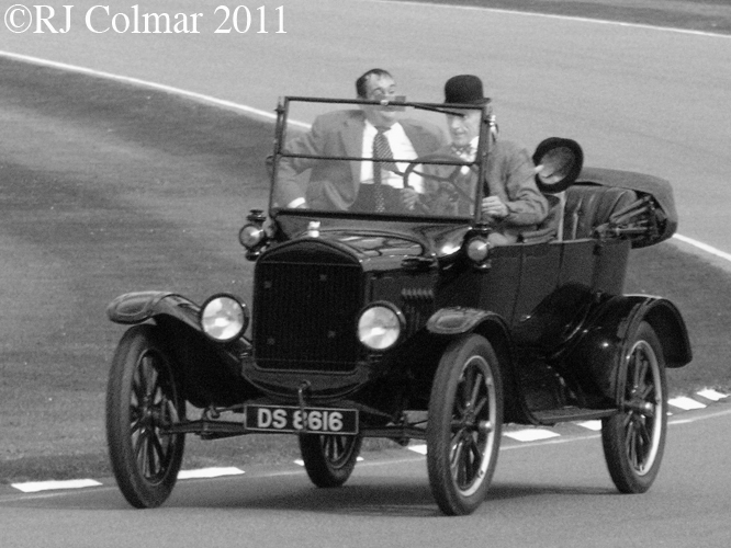Ford Model T, Goodwood Revival