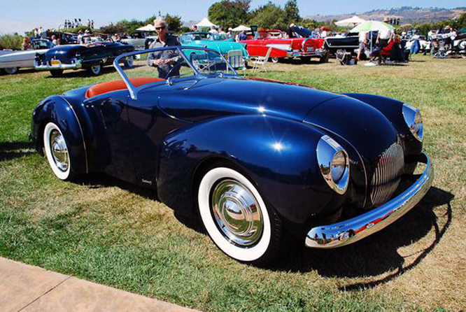 Coachcraft 'Yankie Doodle' Roadster, Palos Verdes