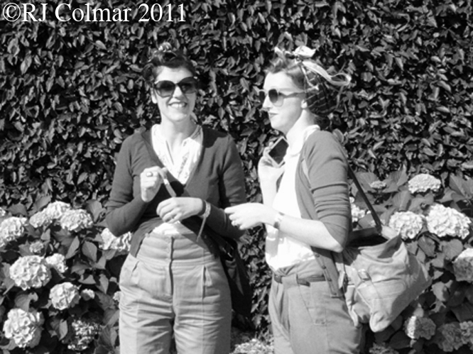 Land Girls, Goodwood Revival
