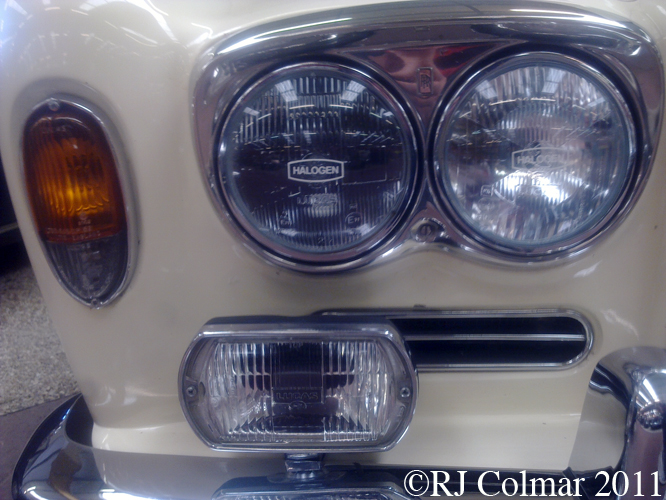 Rolls Royce Corniche, Haynes IMM