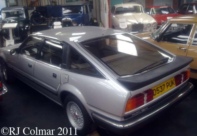 Rover SD1 Vitesse, Atwell Wilson MM
