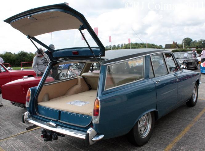 Rover P6 3500 Estoura, Rare Breeds, Haynes IMM