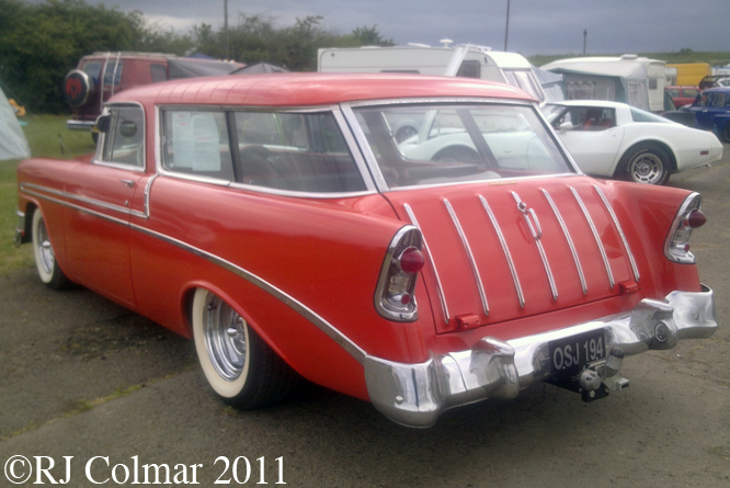 Chevrolet Nomad, Shakespeare CR