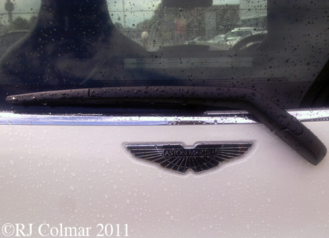 Aston Martin Cygnet, Chelmford