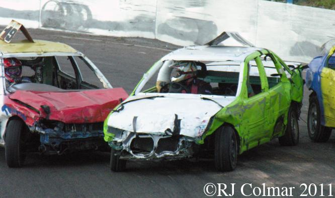 #14 Sam Holdings, Mendips Raceway