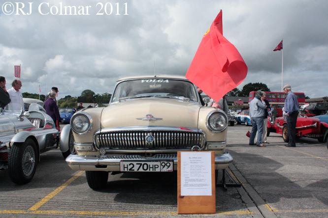 Gaz, M21 Volga, Rare Breeds, Haynes IMM
