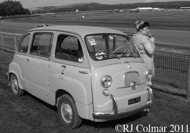 Fiat 600 Multipla, Goodwood Revival
