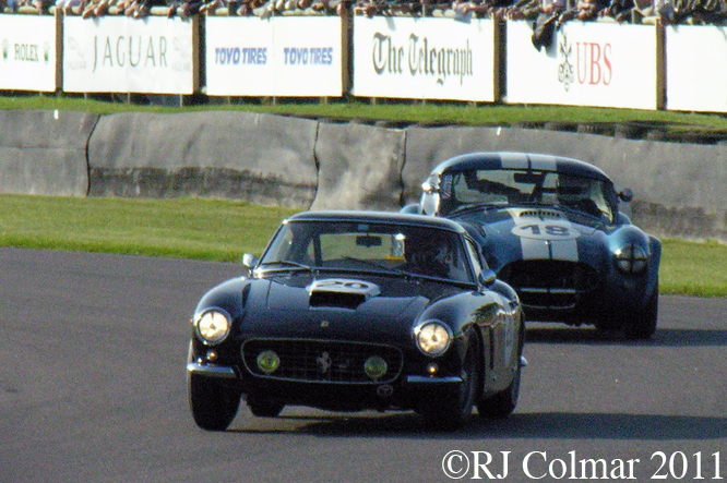 Ferrari 250 GT SWB, Goodwood Revival
