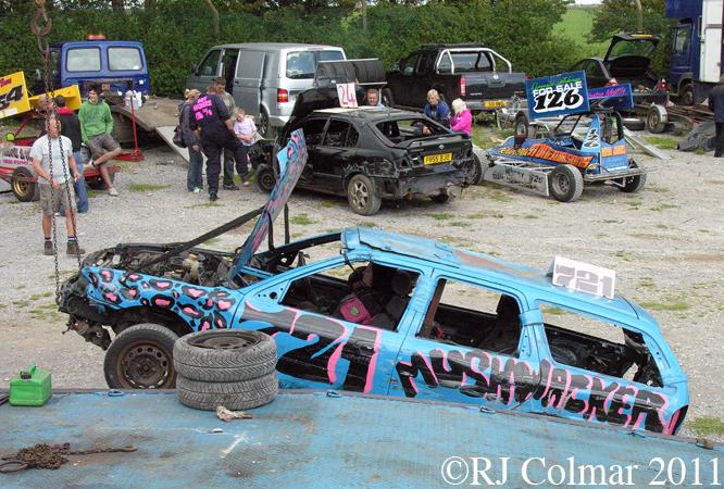 Mushwacker, Mendips Raceway