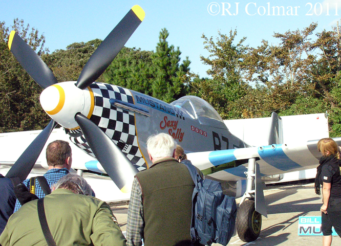 Mustang P51 (Replica), Goodwood Revival