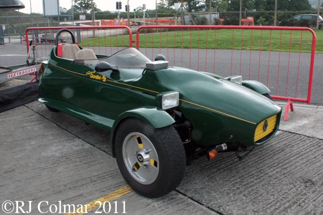 Spirit Gordini M3, Rare Breeds, Haynes IMM