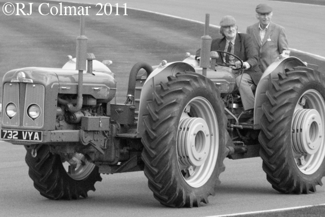 Ford Triple D Tractor, Goodwood Revival