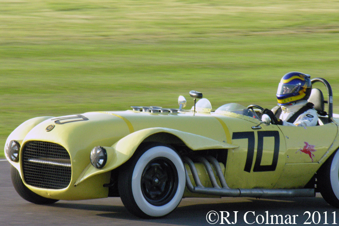 Balchowski-Buick, Ol' Yeller II, Goodwood Revival