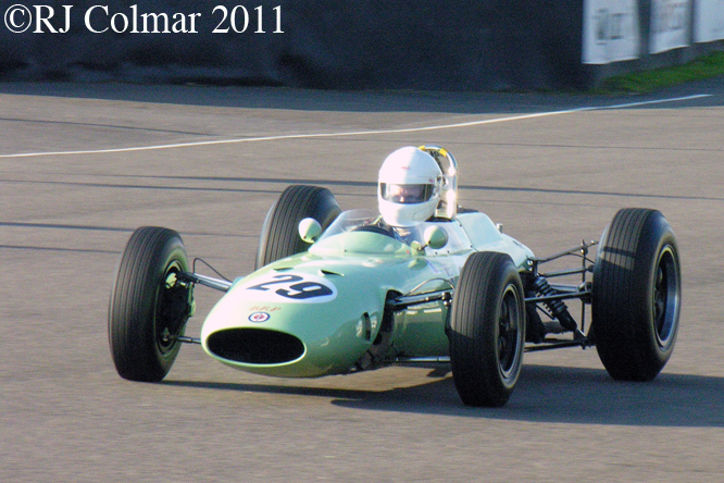 BRP - BRM, Goodwood Revival