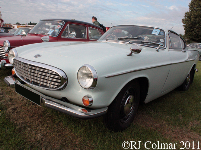 Volvo P1800S, Goodwood Revival