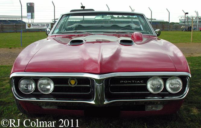 Pontiac Firebird, Silverstone Classic