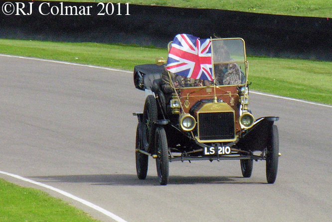 Ford Model T, 1911, Goodwood Revival