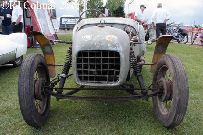 Lotus XI, Silverstone Classic
