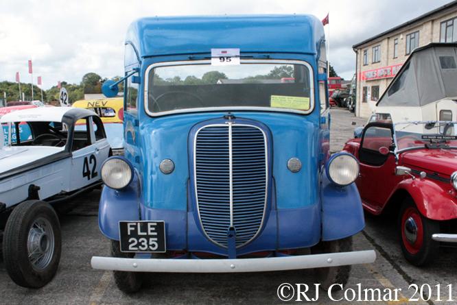 Fordson 7V, Rare Breeds, Haynes International Motor Museum