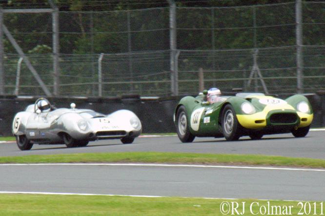 Ewan, McIntyre, Lotus 15, Oulton Park, 2011