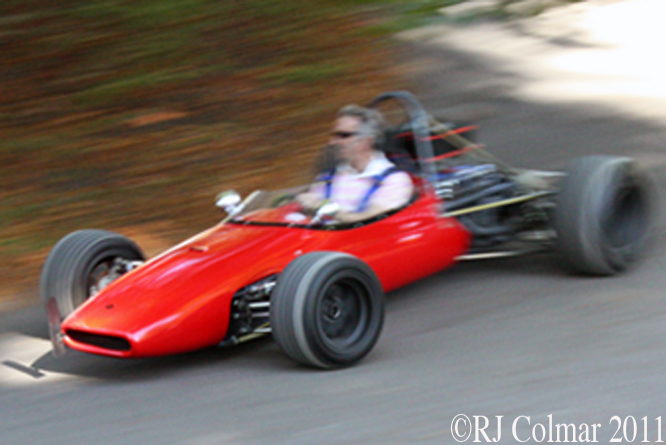 Brabham BT18 Buick V8, Chris Merrick, Dyrham Park