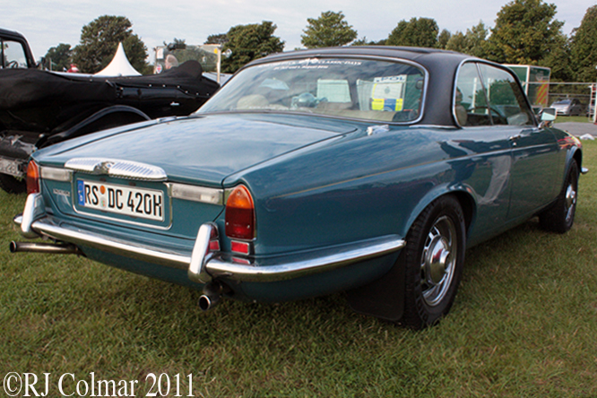 Daimler Sovereign Coupé, Goodwood Revival