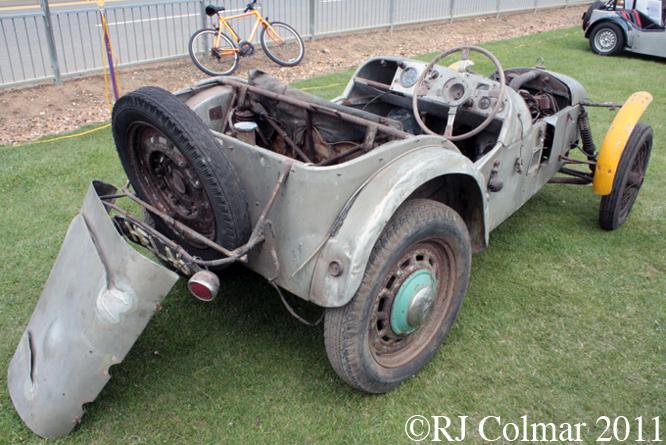Lotus VI, Silverstone Classic