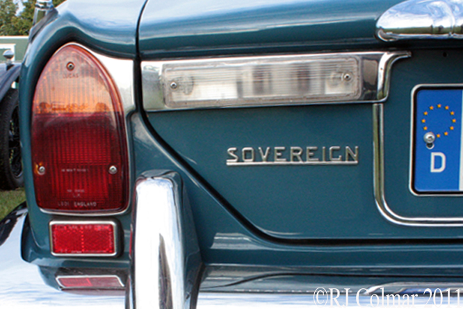 Daimler Sovereign Coupé, Goodwood Revival