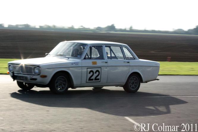 John Dando, Volvo 144, The Regency Pegasus Sprint, 15 10 2011