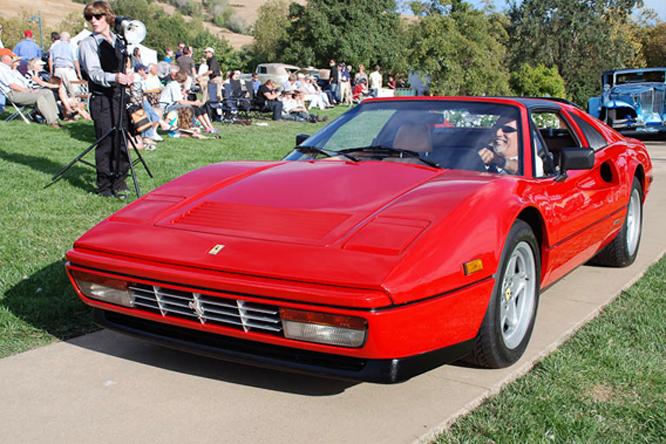Ferrari 328 GTS, Niello Serrano Concours