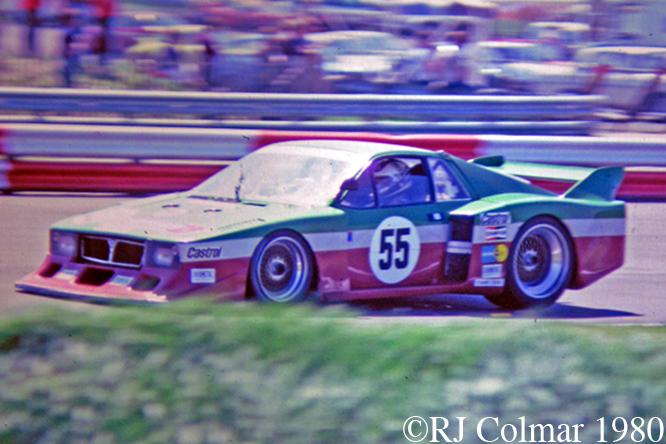 Lancia Montecarlo Turbo, Silverstone