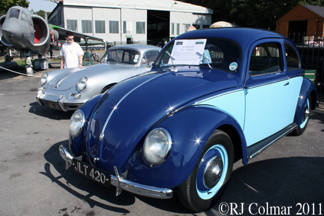 Volkswagen Beetle, Brooklands