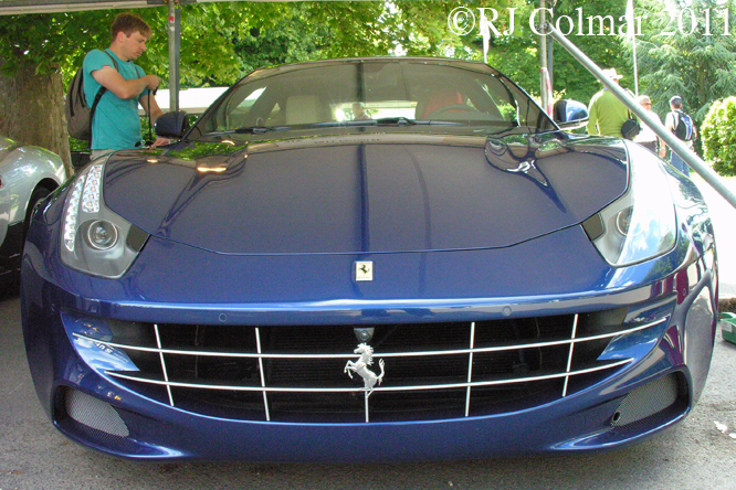 Ferrari FF, Goodwood FoS
