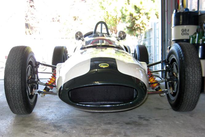 Lotus Ford 20