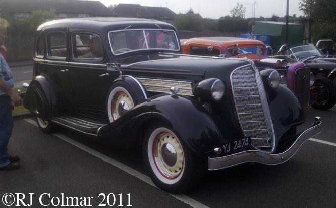 Hudson Big Six, Model 35