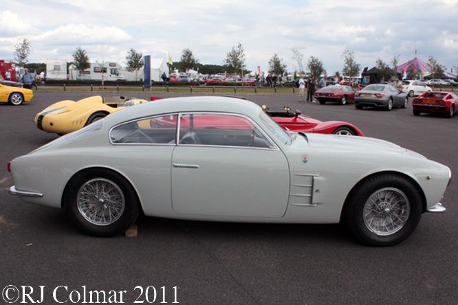 1956 Maserati A6G/54GT Zagato Coupé, Silverstone Classic