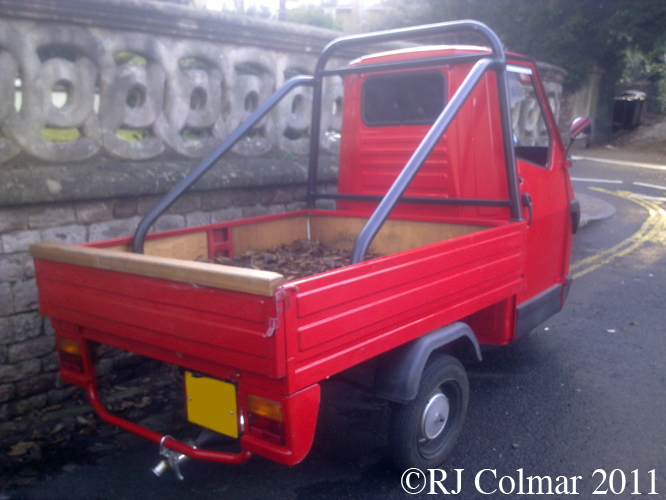 Piaggio Ape Cross Country