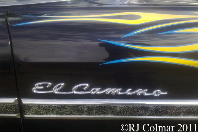 Chevrolet El Camino, Shakespeare County Raceway