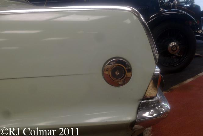 Vauxhall 101 Super, Atwell Wilson MM