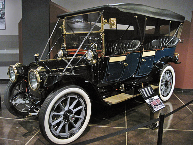 Packard Model 30, Peterson Automotive Museum